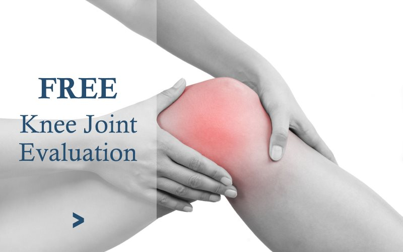 how to get rid of knee pain at night